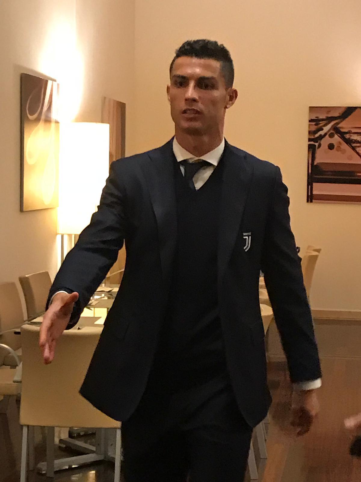 Tartufo Cristiano Ronaldo Gazzarrini Tartufi Mattia Nannetti