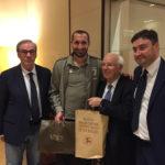Tartufo a Giorgio Chiellini, Gazzarrini Tartufi, Mattia Nannetti