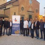 I PanPers, Fausto Solidoro (il Gabibbo), Capitan Ventosa, Luca Cassol, Fabrizio Crociani