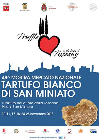 48° Mostra nazionale del tartufo bianco di San Miniato, gazzarrini, tartufi di san miniato, tartufi