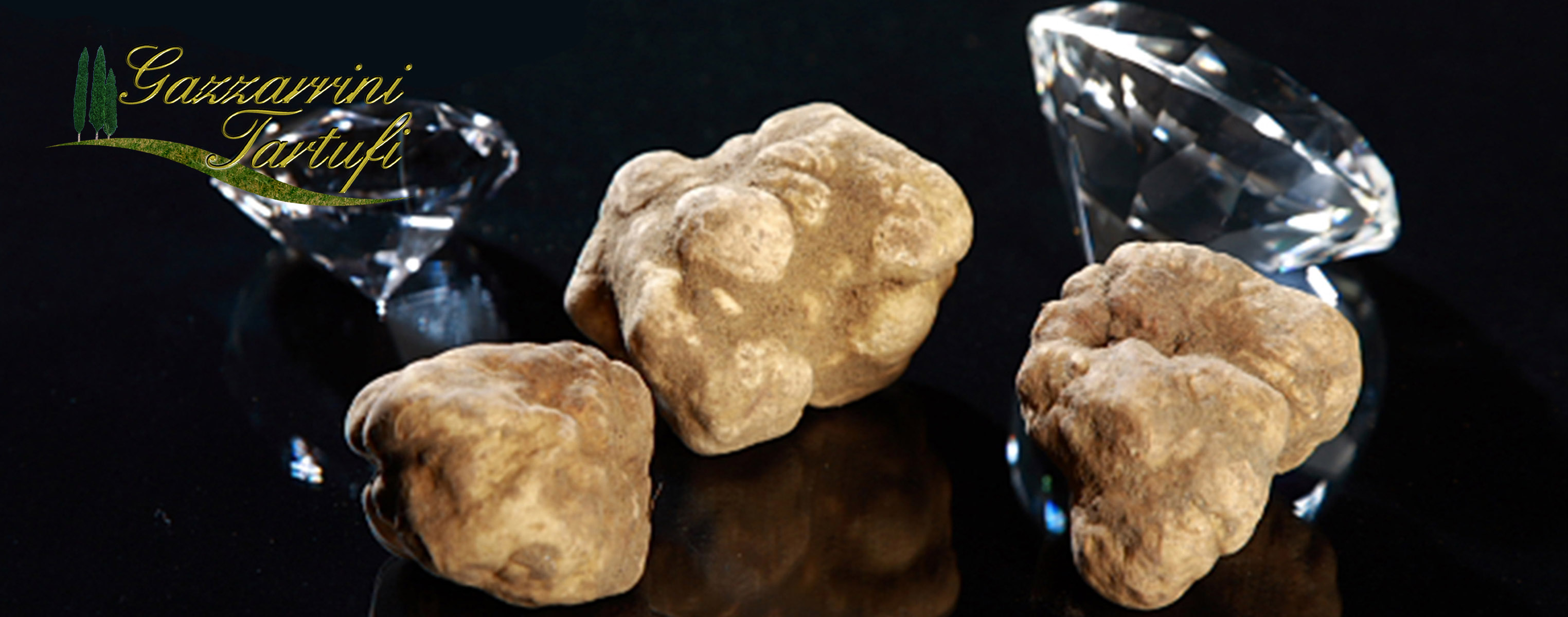 Tartufi di san miniato, Tartufo e diamanti