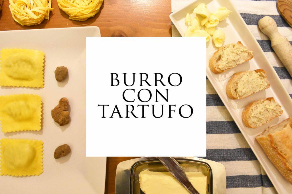 burro al tartufo gazzarrini tartufi di san miniato _