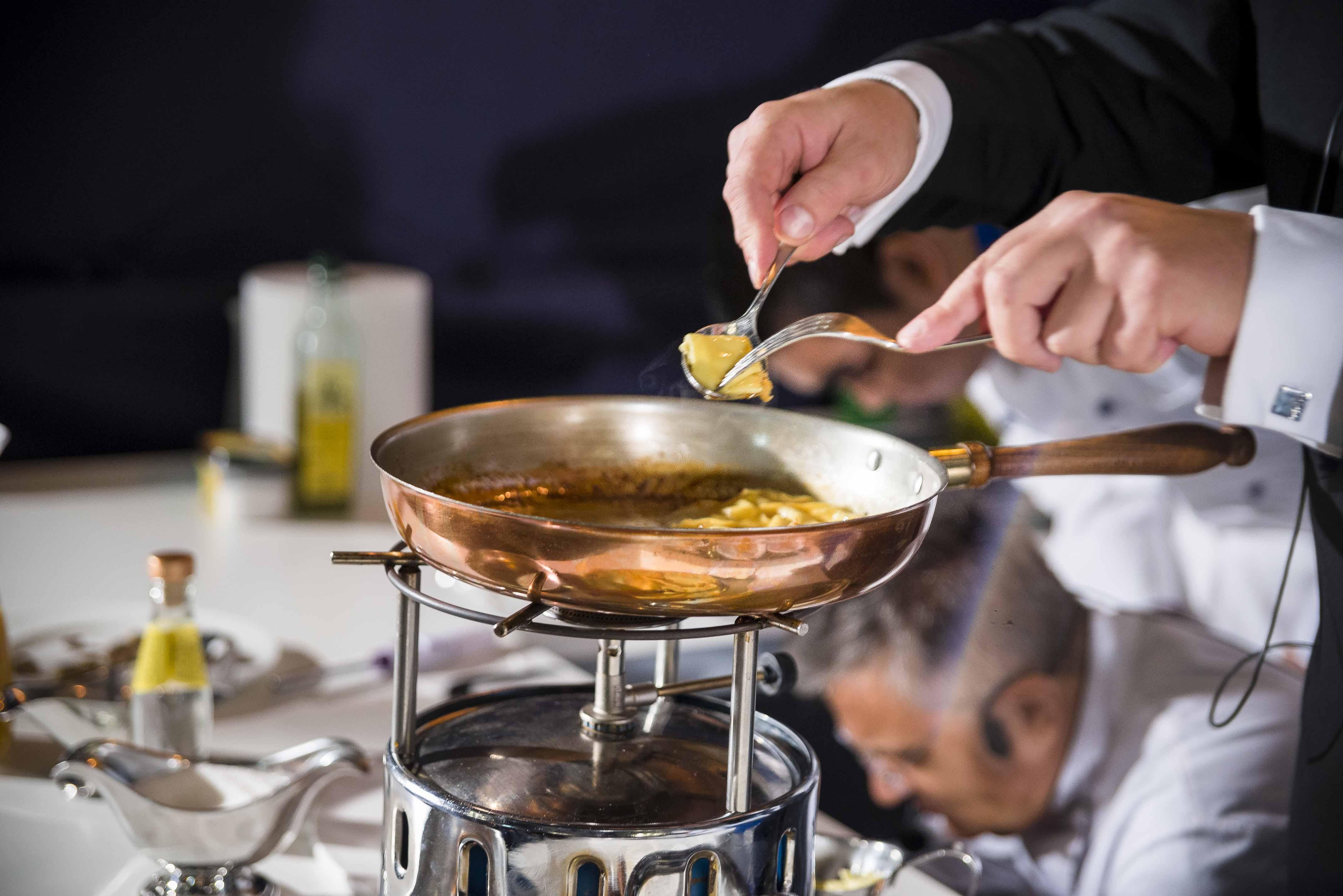 cucinare il tartufo di san miniato