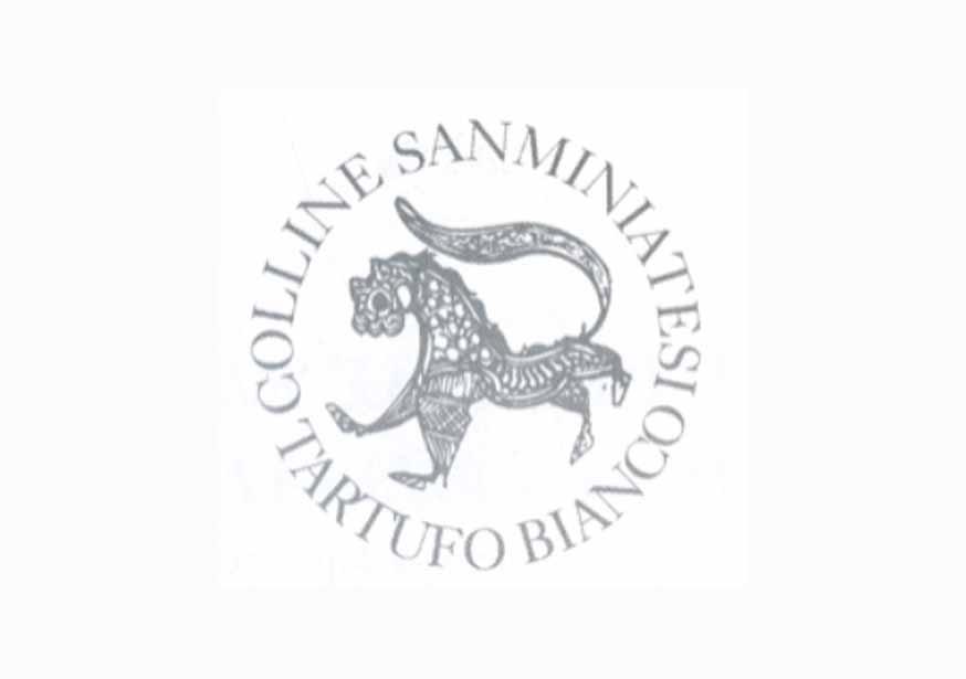 logo cane tartufi colline san miniatesi