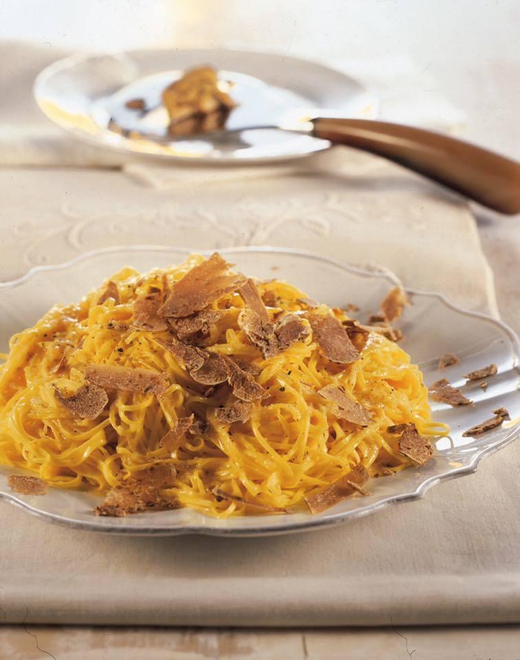 spaghetti al tartufo, tartufi di san miniato