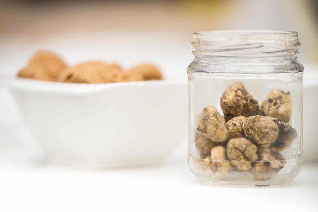Conservare i tartufi di san miniato