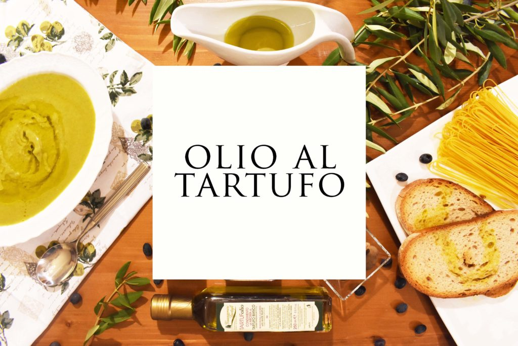 olio al tartufo
